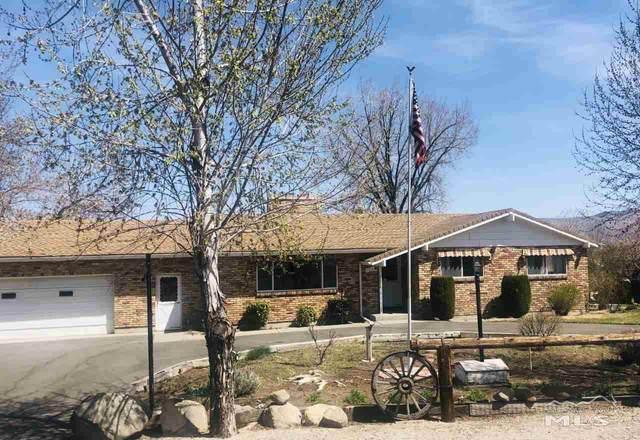 725 Sierra Manor, Reno, NV 89511 (MLS #210004553) :: The Mike Wood Team