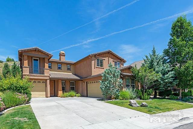 8855 Scott Valley Court, Reno, NV 89523 (MLS #210004554) :: NVGemme Real Estate