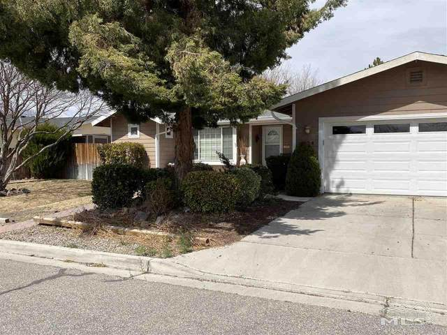304 Shawna Way, Yerington, NV 89447 (MLS #210004556) :: Morales Hall Group