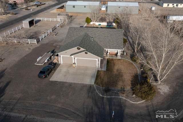 1425 Farm, Fernley, NV 89408 (MLS #210004557) :: NVGemme Real Estate