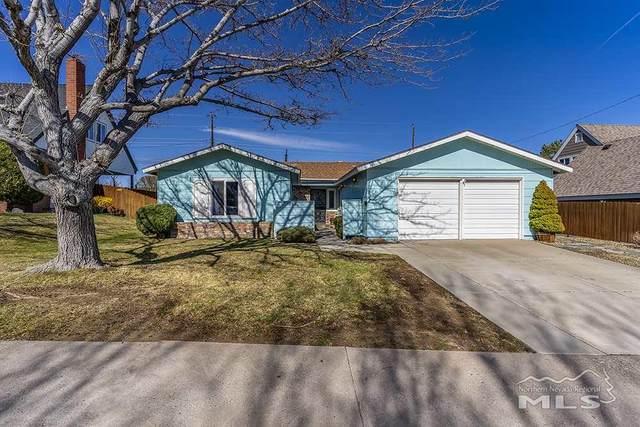 1800 Van Ness, Reno, NV 89503 (MLS #210004562) :: NVGemme Real Estate