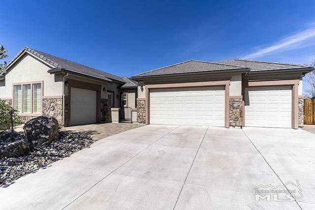 4608 Cobra Drive, Sparks, NV 89436 (MLS #210004563) :: NVGemme Real Estate