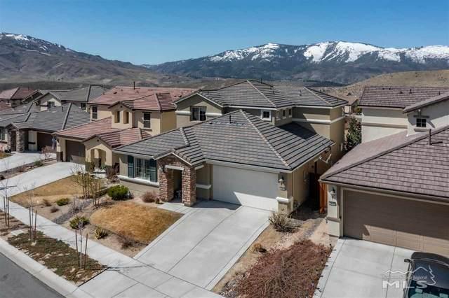 1635 Samantha Crest, Reno, NV 89523 (MLS #210004566) :: NVGemme Real Estate