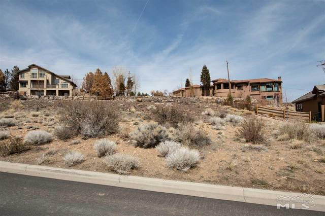 4873 Sierra Pine Dr, Reno, NV 89519 (MLS #210004568) :: NVGemme Real Estate