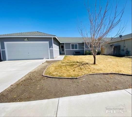 155 Westward, Fernley, NV 89408 (MLS #210004573) :: NVGemme Real Estate