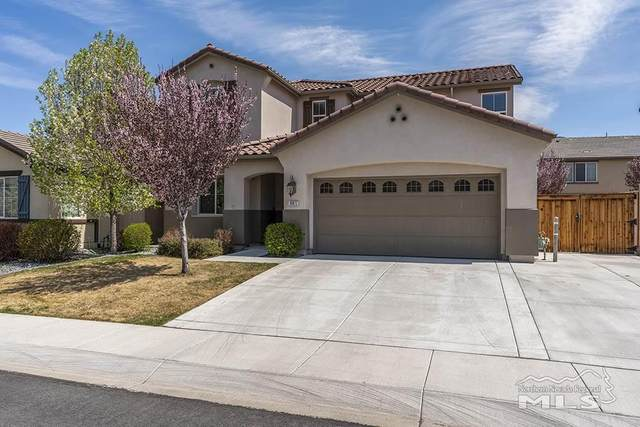10872 Pebble Hill Dr, Reno, NV 89521 (MLS #210004574) :: The Mike Wood Team