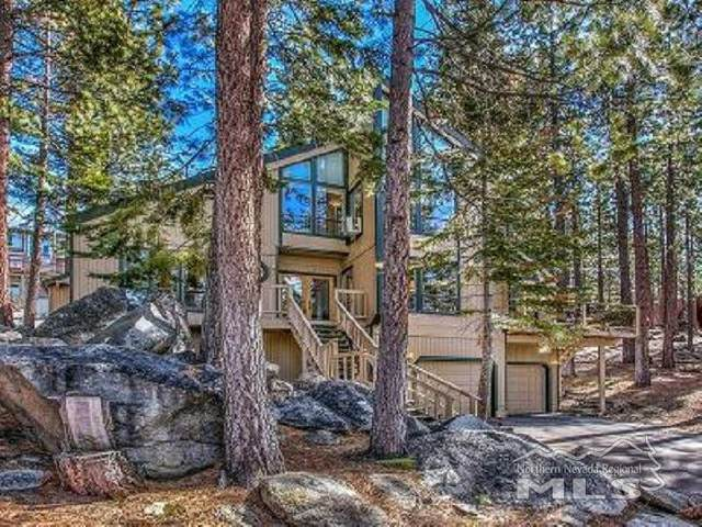 191 Chimney Rock, Stateline, NV 89449 (MLS #210004576) :: The Mike Wood Team