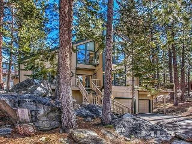 191 Chimney Rock, Stateline, NV 89449 (MLS #210004576) :: Theresa Nelson Real Estate