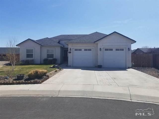 1504 Putter Court, Fernley, NV 89408 (MLS #210004581) :: NVGemme Real Estate