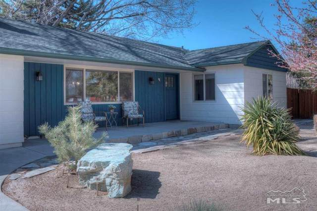1404 N Division St, Carson City, NV 89703 (MLS #210004583) :: The Mike Wood Team