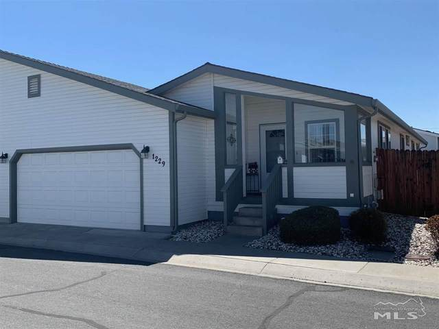 1229 Partridge Dr, Carson City, NV 89701 (MLS #210004587) :: The Mike Wood Team