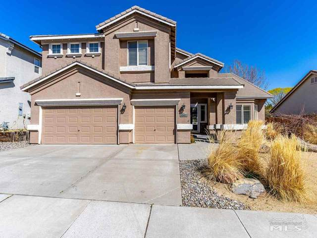 8747 Damselfly Drive, Reno, NV 89523 (MLS #210004588) :: Morales Hall Group