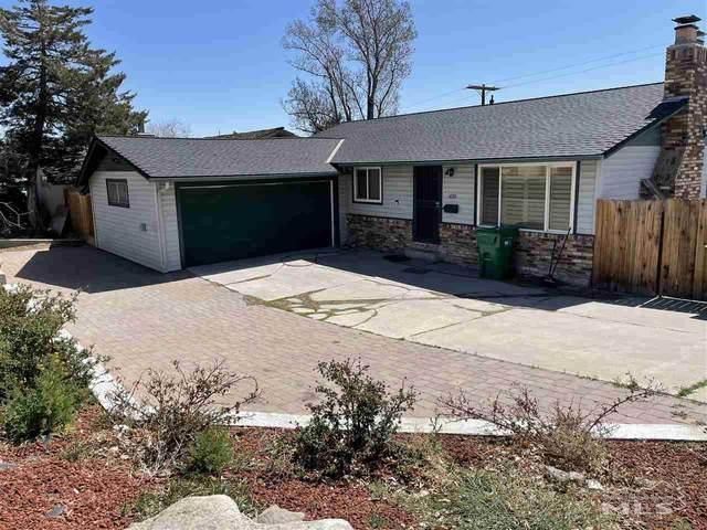 1690 Carlin St, Reno, NV 89503 (MLS #210004610) :: NVGemme Real Estate