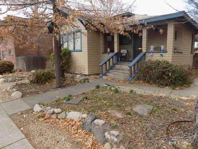 27 Keystone Avenue, Reno, NV 89503 (MLS #210004611) :: The Mike Wood Team
