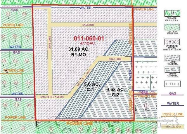 TBD Chukar Lane, Battle Mountain, NV 89820 (MLS #210004612) :: Chase International Real Estate