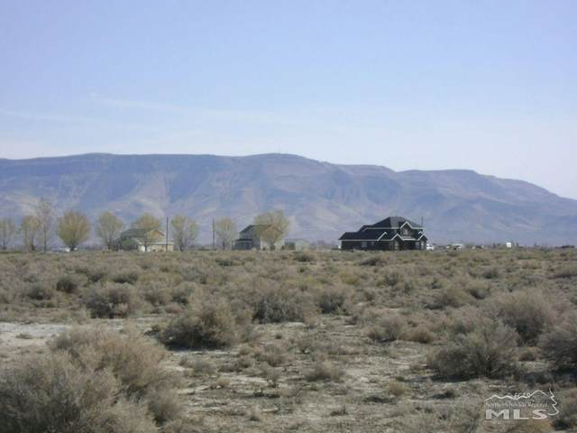 TBD Blue Ridge Road, Battle Mountain, NV 89820 (MLS #210004615) :: The Mike Wood Team