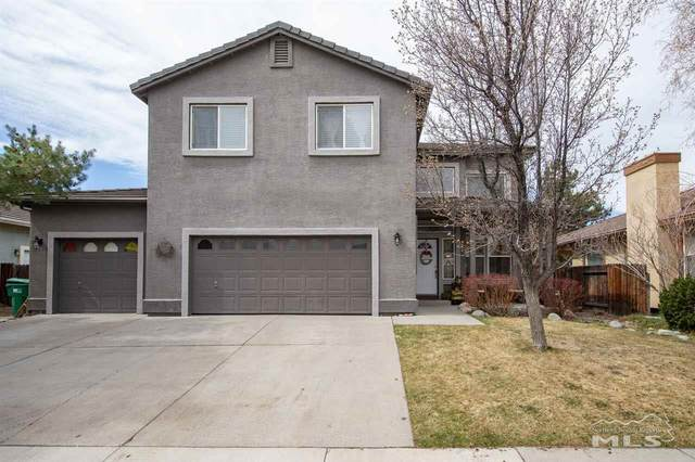 383 River Flow Drive, Reno, NV 89523 (MLS #210004621) :: Morales Hall Group