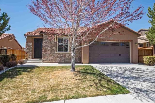5445 Desertstone Drive, Sparks, NV 89436 (MLS #210004623) :: NVGemme Real Estate