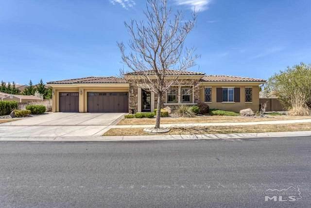 13345 Damonte View Lane Reno, Reno, NV 89511 (MLS #210004625) :: NVGemme Real Estate