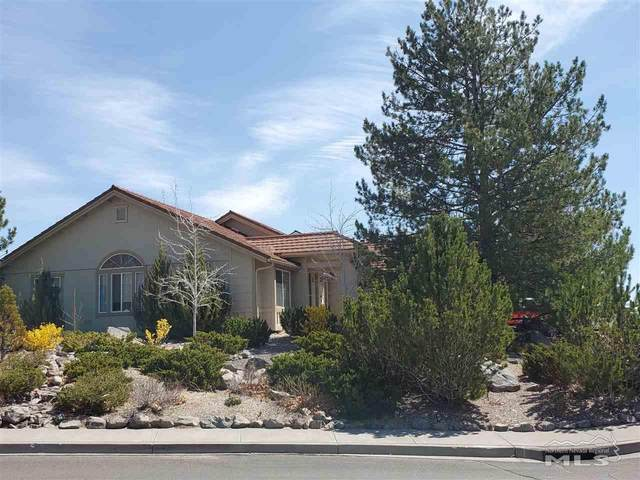 5299 Simons Dr, Reno, NV 89523 (MLS #210004627) :: NVGemme Real Estate