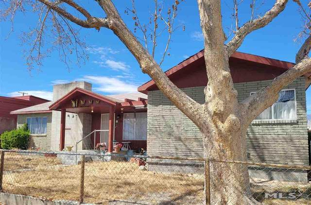 331 H St., Hawthorne, NV 89415 (MLS #210004628) :: Craig Team Realty