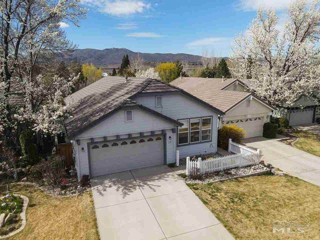 639 Caughlin Glen, Reno, NV 89519 (MLS #210004630) :: NVGemme Real Estate