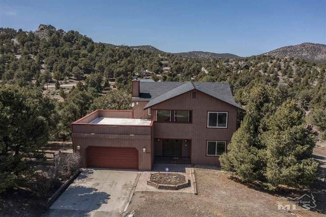 2210 Bulette Road, Reno, NV 89521 (MLS #210004631) :: The Mike Wood Team