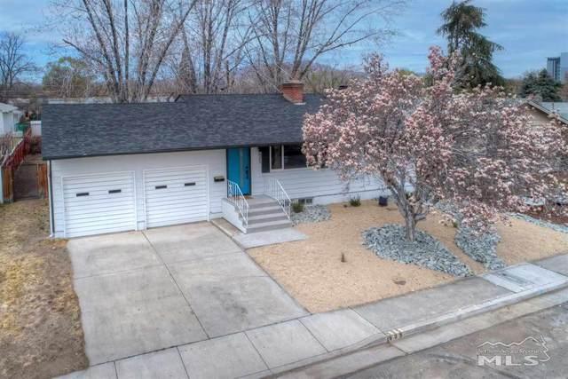 635 Lester Ave, Reno, NV 89502 (MLS #210004632) :: NVGemme Real Estate