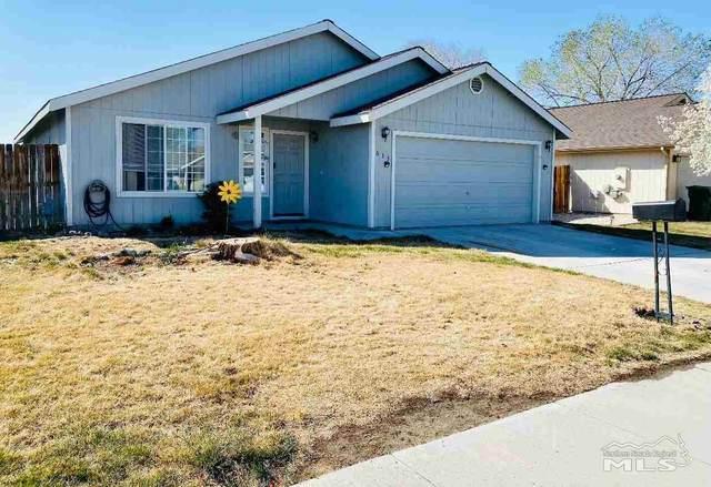 633 Keppel, Fallon, NV 89406 (MLS #210004634) :: NVGemme Real Estate