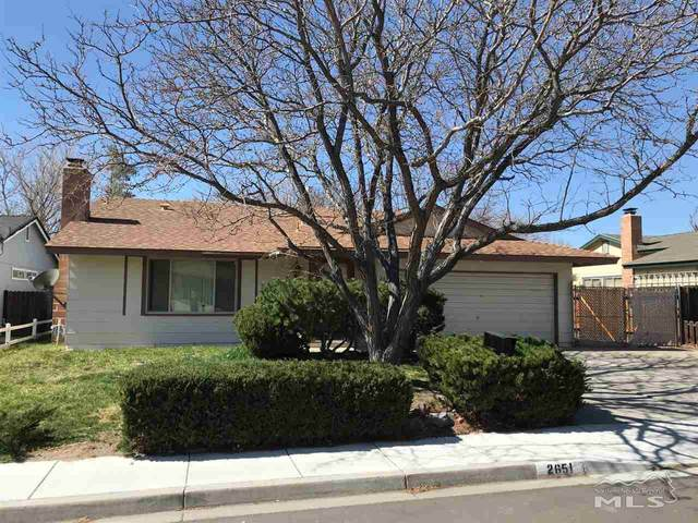 2651 Monte Verde, Sparks, NV 89434 (MLS #210004637) :: NVGemme Real Estate