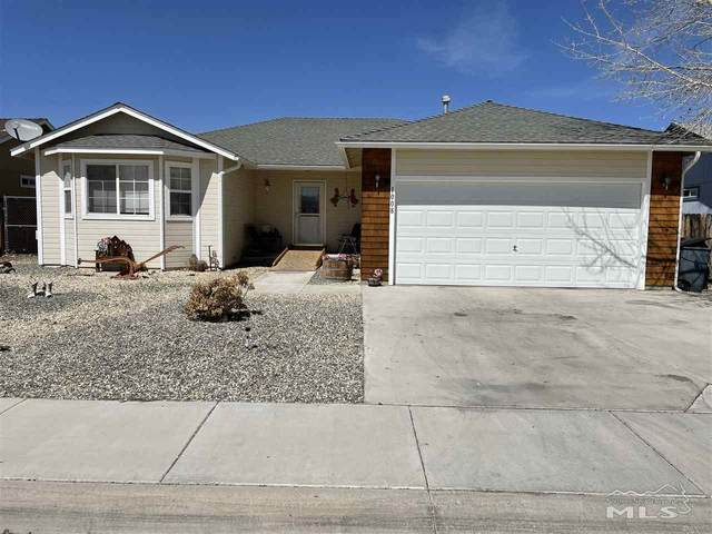 1008 Popo Agie Way, Yerington, NV 89447 (MLS #210004648) :: Morales Hall Group