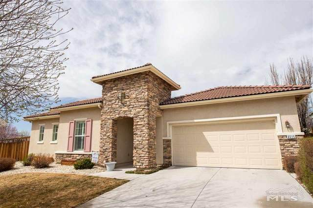 6515 Marissa Anne Ct, Sparks, NV 89436 (MLS #210004650) :: NVGemme Real Estate