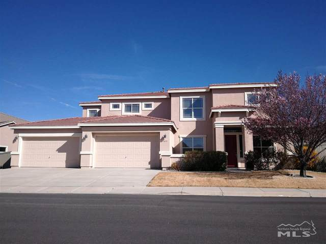 1655 Crater Ct., Reno, NV 89521 (MLS #210004659) :: The Mike Wood Team