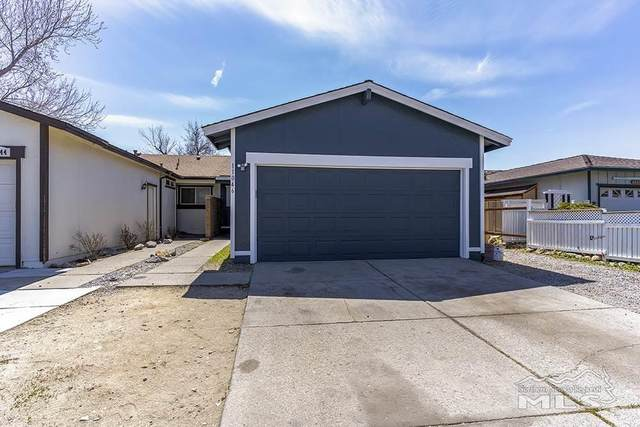 11046 Zeolite Dr, Reno, NV 89506 (MLS #210004665) :: Morales Hall Group