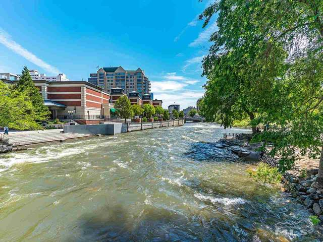 200 W 2nd St. #1003, Reno, NV 89501 (MLS #210004666) :: The Mike Wood Team