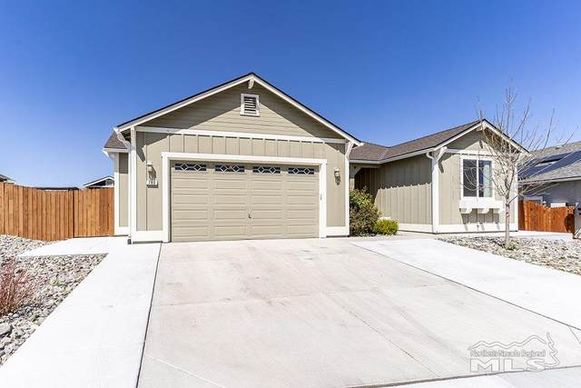 780 Ahwanee Dr., Sparks, NV 89436 (MLS #210004668) :: Morales Hall Group