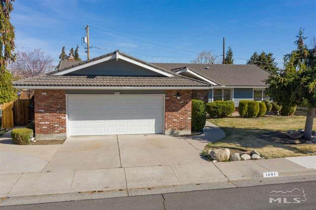 1401 Monroe Street, Reno, NV 89509 (MLS #210004678) :: Morales Hall Group