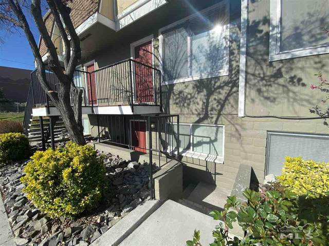 1436 E 9th Unit 14 #14, Reno, NV 89512 (MLS #210004684) :: Morales Hall Group