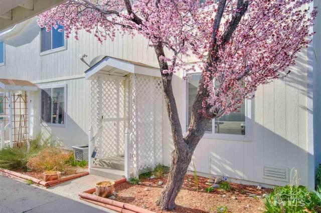 1290 Redwood Cir #3, Gardnerville, NV 89460 (MLS #210004690) :: Chase International Real Estate