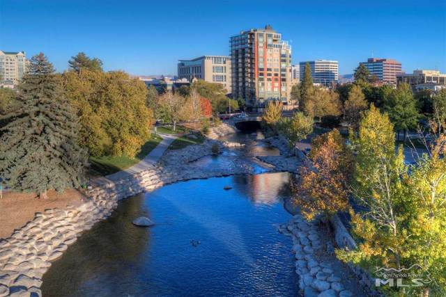 280 Island Avenue #507, Reno, NV 89501 (MLS #210004714) :: Chase International Real Estate