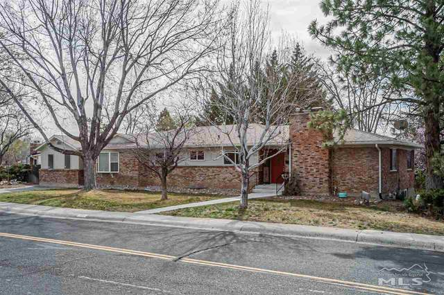 890 Brookfield Drive, Reno, NV 89503 (MLS #210004727) :: Chase International Real Estate