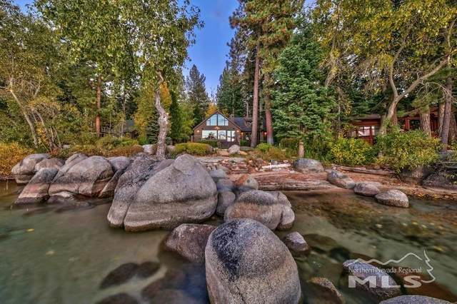1281 Lincoln Park Circle, Glenbrook, NV 89431 (MLS #210004731) :: The Mike Wood Team
