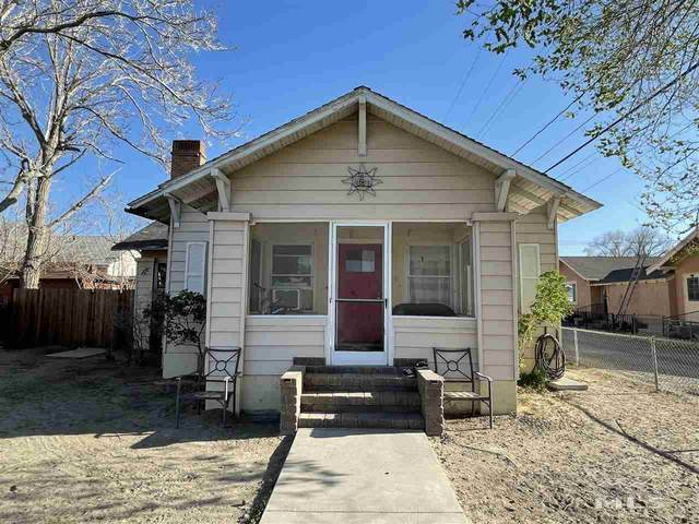 445 W Center St, Fallon, NV 89406 (MLS #210004732) :: Chase International Real Estate