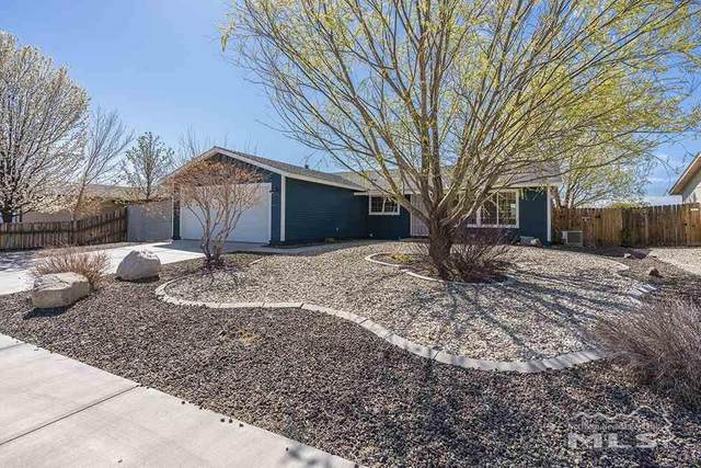 2089 Lonnie Lane, Dayton, NV 89403 (MLS #210004733) :: NVGemme Real Estate