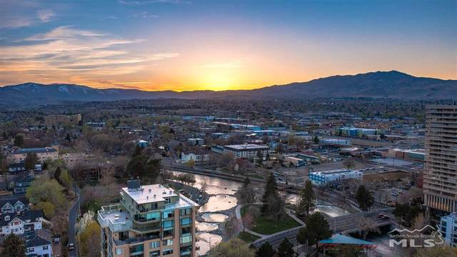 280 Island Avenue #1801, Reno, NV 89501 (MLS #210004745) :: Chase International Real Estate