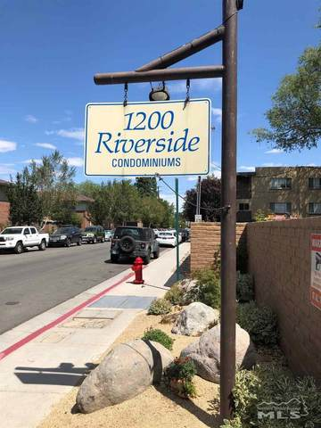 1200 Riverside Drive #1271, Reno, NV 89503 (MLS #210004749) :: Chase International Real Estate