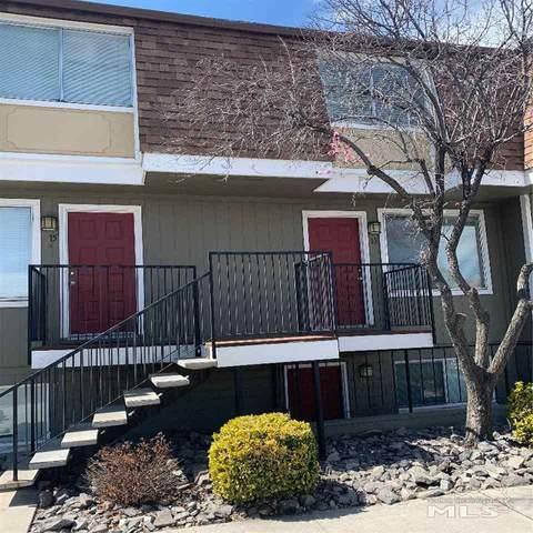 1436 E 9Th Street #13, Reno, NV 89512 (MLS #210004755) :: Morales Hall Group