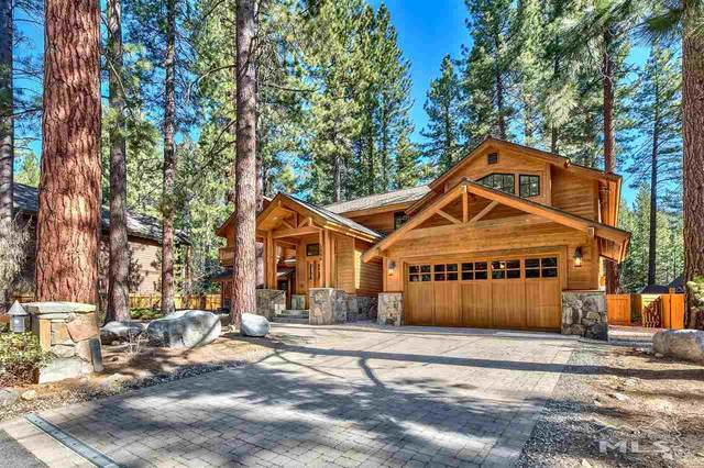 1086 Tiller Drive, Incline Village, NV 89451 (MLS #210004758) :: The Mike Wood Team