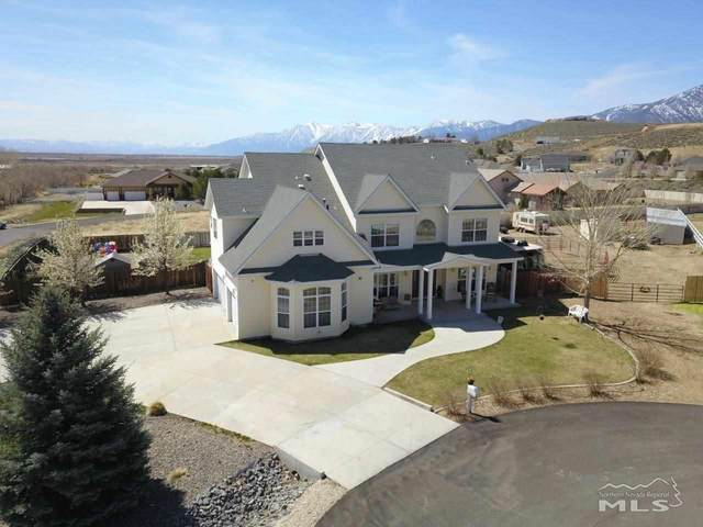 901 Alyce, Carson City, NV 89701 (MLS #210004766) :: The Mike Wood Team