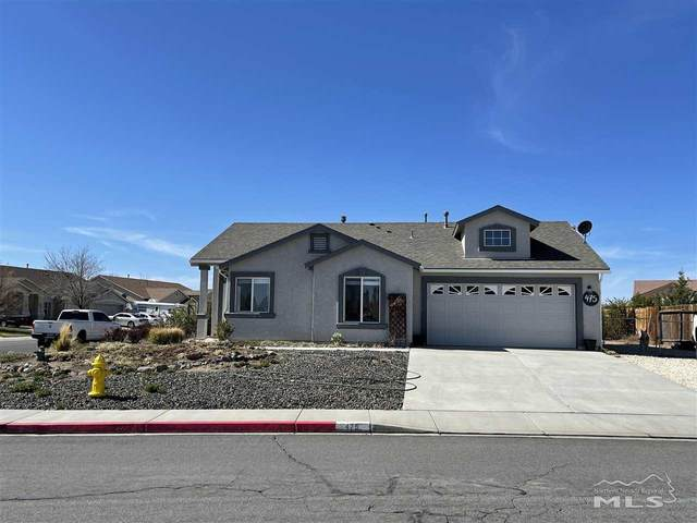 475 Occidental, Dayton, NV 89403 (MLS #210004767) :: Craig Team Realty